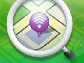 周辺のWI-FIスポットを検索してくれるアプリ「Wi-Fiチェッカー」ロゴ