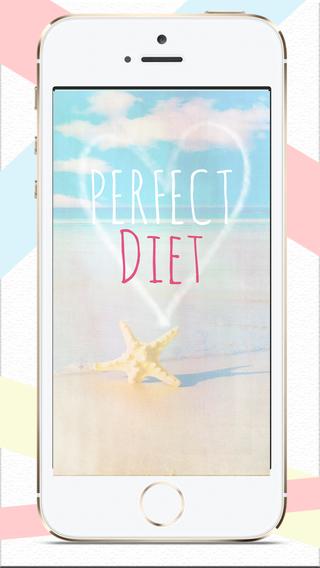 あなたのダイエットを完璧にサポート!!パーフェクト